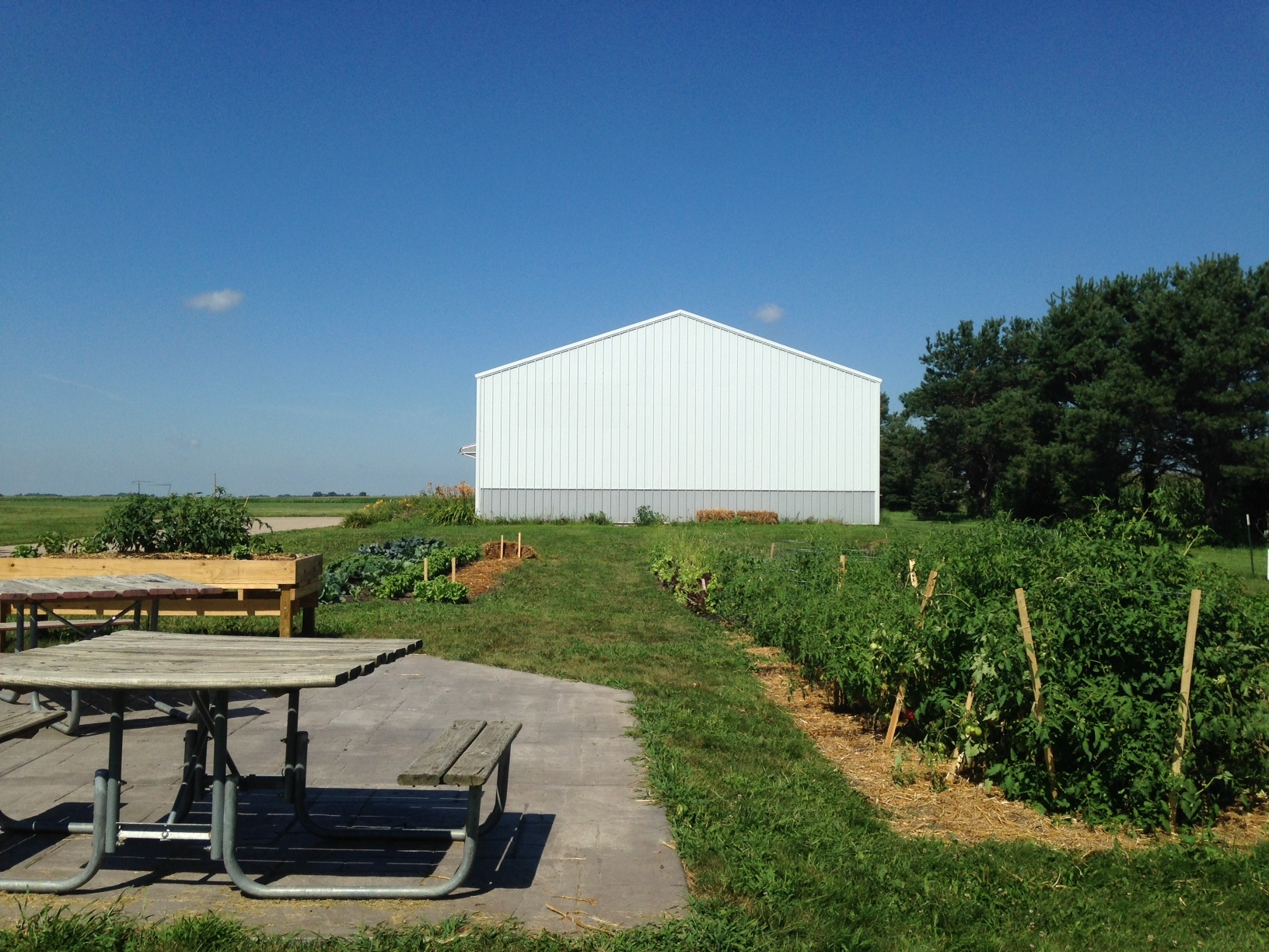 Growing Together Garden | North Liberty Community Pantry