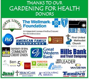 Garden Donors