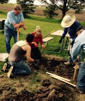 Garden Volunteers May 2015