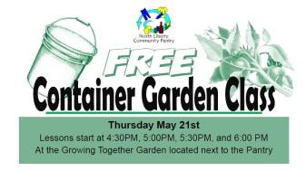 Container Garden Graphic