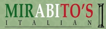 Mirabito's Italian Logo
